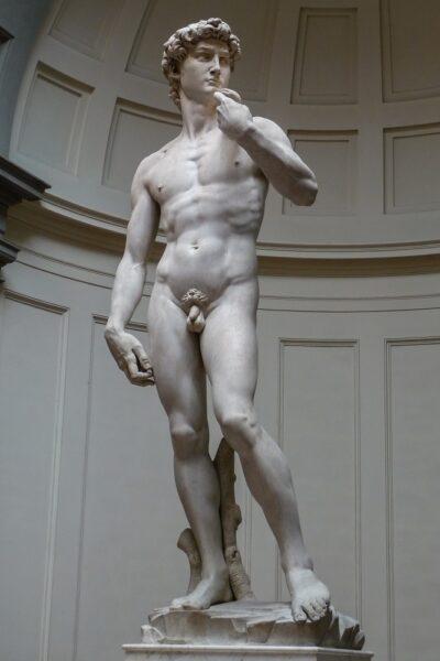 David II (1501-04) by Michelangelo (1475-1564)use