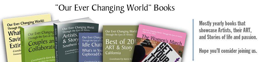 Artist Art and Story Books