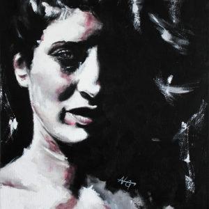 Christine (PORTRAIT SERIES #5)