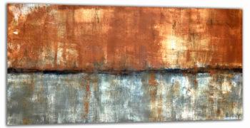 Robert Tillberg Rusted Concrete